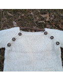 Kit jersey René - Blanco roto